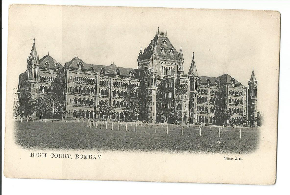 Bombay High Court Building since 1879